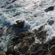 Stock Photo: Rocky Coast