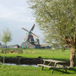Stock Photo: Zaanse Schans