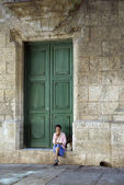 People from Havana — Stock Photo