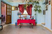 Trinidad, a house — Stok fotoğraf