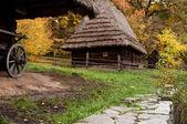 Ukrainian Museum of Architecture — Stock Photo