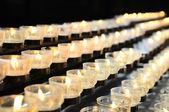 教堂蜡烛 — 图库照片
