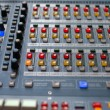 Large Music Mixer desk — Stock Photo #44015103