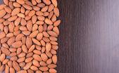 Almond nuts — Stockfoto
