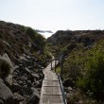 Small hiking trail 6 — Stock Photo