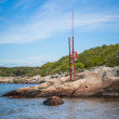 Swedish coast — Stock Photo
