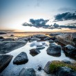 Stock Photo: Swedish coast