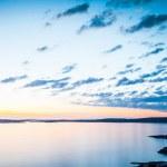 skaliste wybrzeże 2 — Zdjęcie stockowe