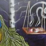 Graffiti background — Stock Photo #25430519