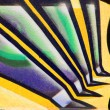 Graffiti abstract background — Stockfoto #37161551