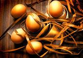 Easter background — Foto de Stock