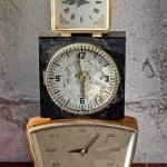 Vintage clocks — Stock Photo #24985219