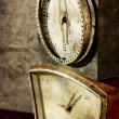 Vintage clocks — Stock Photo #24985257