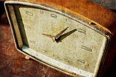 Vintage clock. — Stock Photo
