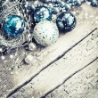 Christmas decorations — Stock Photo