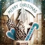 Christmas decoration — Stock Photo #35731863