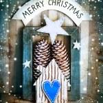Christmas decoration — Stock Photo #35731889