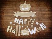Halloween background — Zdjęcie stockowe