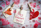 Valentine's background — Stock fotografie