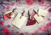 Valentine's background — Stockfoto
