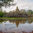 Stock Photo: Bayon temple