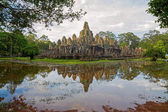 Bayon temple — Stock Photo