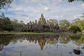 Bayon temple — Stock Photo