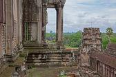 Angkor Wat view — Stock Photo