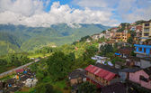 City of Sapa — Stock Photo