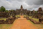 Bakong wat — Stock Photo