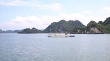 Halong bay — Stock Video