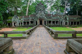 Ta Prohm, Angkor Wat — Stock Photo