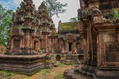 Banteay Srei Wat — Stock Photo
