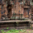 Banteay Srei Wat - Stock Photo