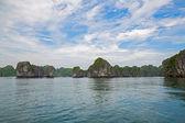 Halong Bay, Vietnam — Stock Photo