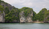 Halong Bay, Vietnam — Stockfoto