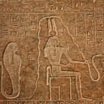 Hieroglyphs — Stock Photo