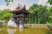 Een van de pijlers pagode — Stockfoto
