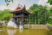 One Pillar Pagoda — Foto de Stock