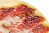Serrano ham — Stock Photo