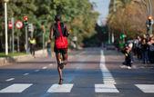 马拉松选手 — 图库照片