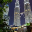 Petronas towers — Stock Photo #16268615