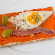 Spanish Tapa — Stock Photo
