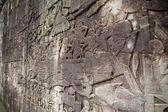 Bayon kabartma — Stok fotoğraf