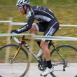 Cyclo-cross - Stock Photo