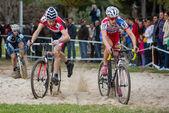 Ciclocross — Foto Stock