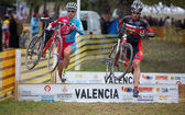 Cyclocross — Stock Photo