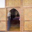 Mosque door — Stock Photo
