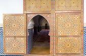 Mosque door — Stock Photo