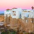 Asilah sunset — Stock Photo #19616889